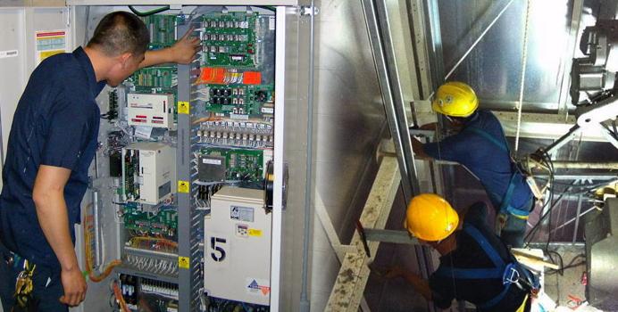 manutenzione ascensori per imprese